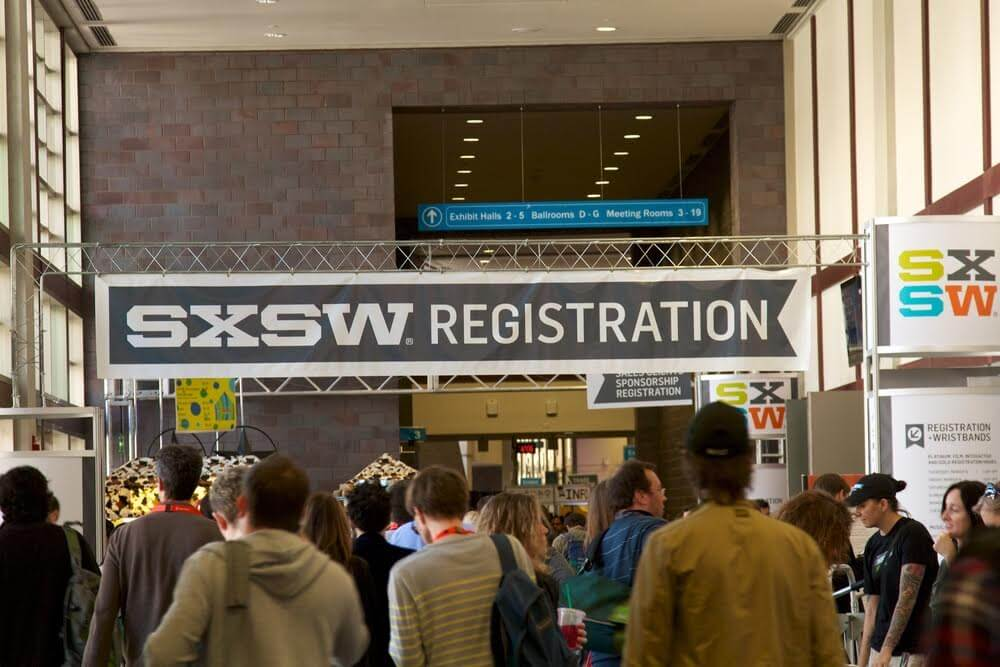 SXSW-attendees
