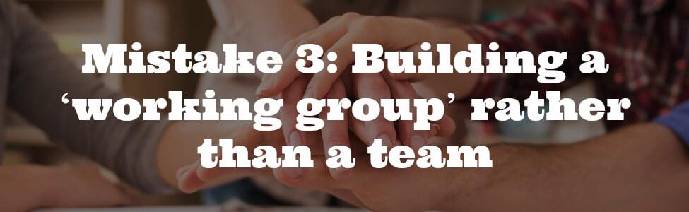 lack-of-teamwork-mistake
