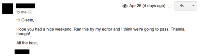 rejection-email-journalist